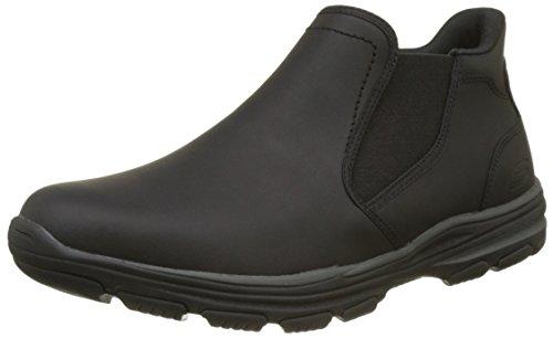 Skechers Men's Garton-Keven Boots, Black (Black), 9 UK 43 EU