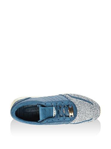 Adidas - Los Angeles, Baskets Homme Bleu / Blanc