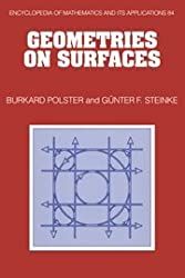 Geometries on Surfaces (Encyclopedia of Mathematics and its Applications, Band 84)