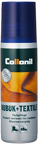 Collonil Nubuk + Textile Schuhpflege blau, 100 ml