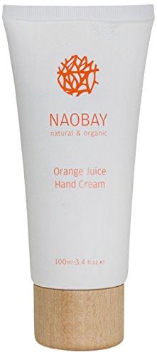 Naobay Crema de Manos de Naranja – 100 ml
