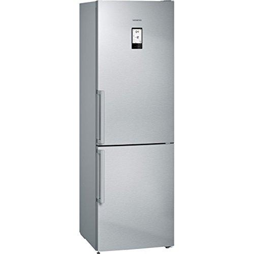 Siemens iQ500kg36nai4p freistehend 324L A + + + Edelstahl Kühlschrank...