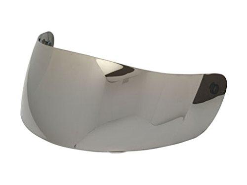 germot Argent Miroir visière pour casque GM 206 205 240 410 + Jeu de Mécanique