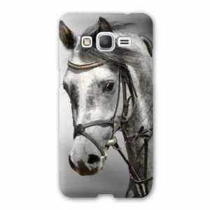 coque samsung cheval