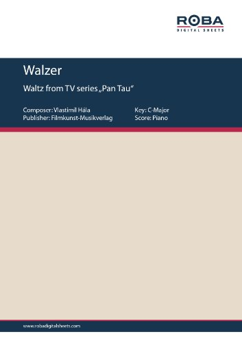 "Walzer (Waltz from TV series ""Pan Tau"") (English Edition)"
