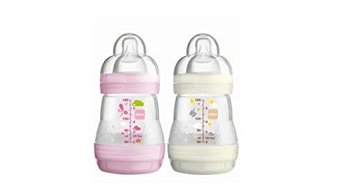 mam-biberon-anti-coliche-160-ml-0-6-mesi-flusso-tettarella-1-2-pezzi-rosa-e-bianco