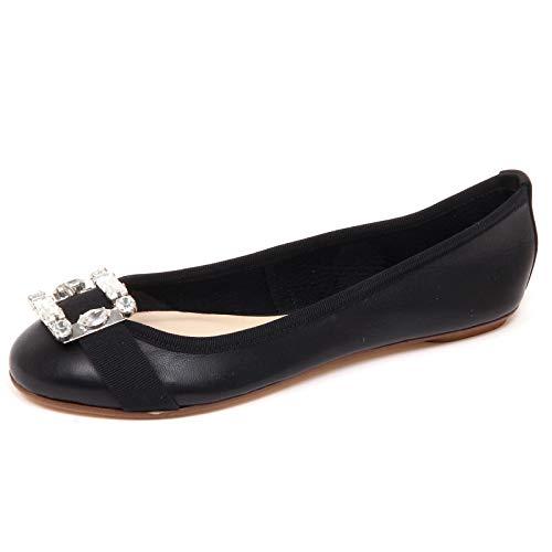 ANNA BAIGUERA F3732 Ballerina Donna Black ANNETTEFLEX Scarpe Shoe Woman [36]
