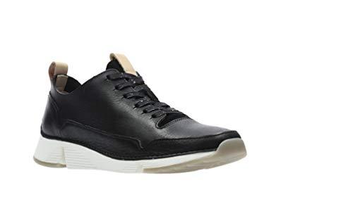 Clarks Tri Spark, Sneakers Basses Femme, Noir...