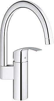 Grohe Eurosmart 2015 Ohm Sink Cspout, Chrome, 3320200F