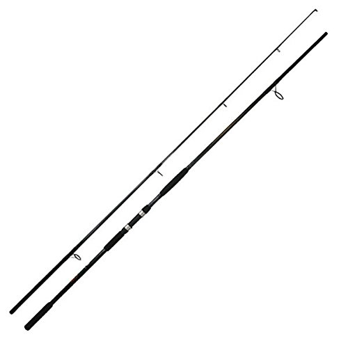 NGT Prut Raptex Spod Rod-12ft, 2pc, 5.0lb Rute, schwarz, XL