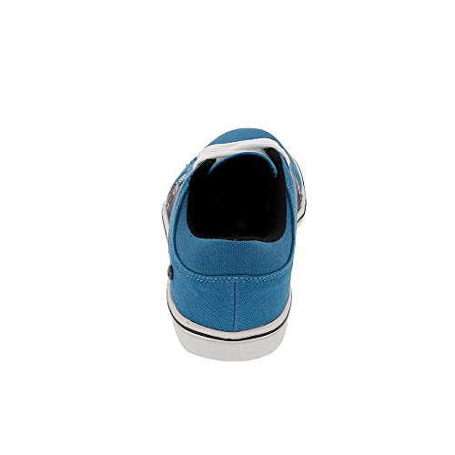 Lico California, Sneakers Basses Mixte Adulte Bleu