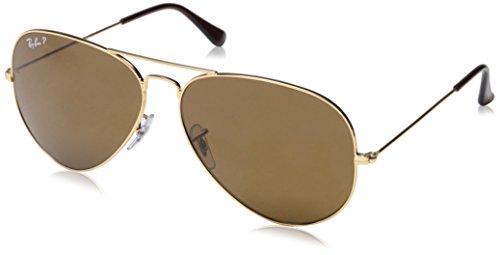 Ray-Ban-Unisex-RB3025-Aviator-Polarized-Sunglasses-62mm