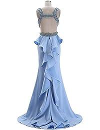 9a0e128028f Suchergebnis auf Amazon.de für  Satin Sheer - Kleider   Damen  Bekleidung