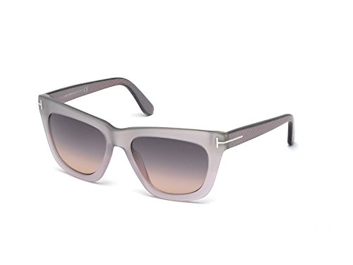 Tom Ford Sonnenbrille FT-CELINA 0361S-80B (55 mm) weiß