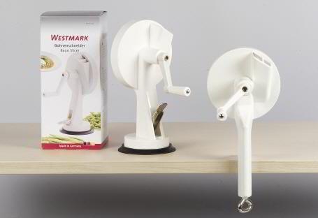 Westmark Bohnenschneider Aluminium