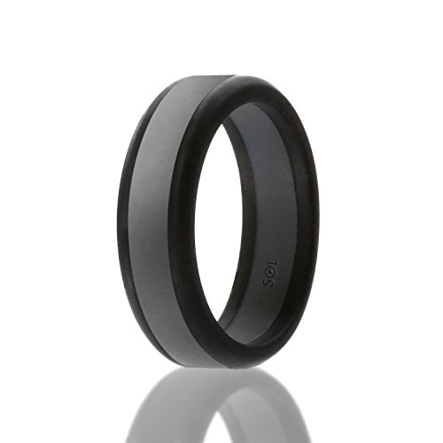 Silicone Wedding Ring – Exercise Bands