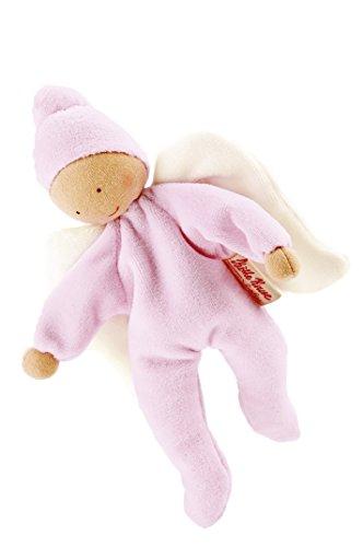 Preisvergleich Produktbild Käthe Kruse 7422474224 Organic Nickibaby Engel, rosa