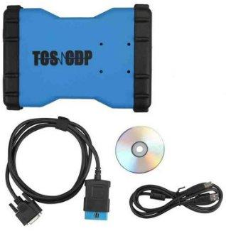 Preisvergleich Produktbild CDP + PRO Bluetooth Universal Diagnostic Tool Scanner OBD2 Auto für Auto Truck Kit Set