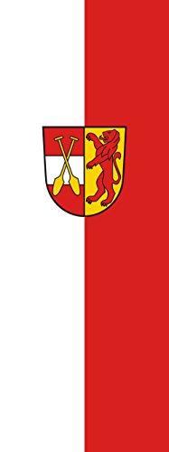 magFlags Drapeau Riedlingen | portrait flag | 6m² | 400x150cm