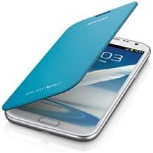 Samsung EFC-1J9FBEG - Funda para Samsung Galaxy Note 2, azul claro