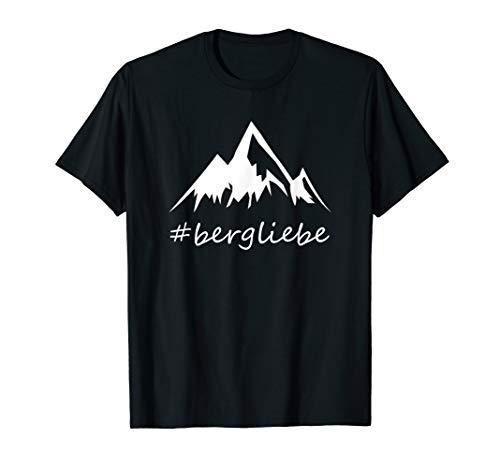 Cooles Bergliebe Wandern Outdoor Berg T-Shirt I Geschenk
