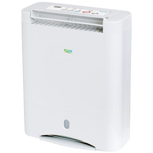 EcoAir DD322 Classic Desiccant Dehumidifier, 10 L
