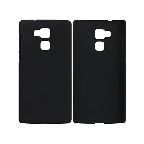 Guran® Hart Plastik Schutzhülle Case Cover für Vernee Apollo Lite Smartphone Hülle Handytasche Etui-schwarz