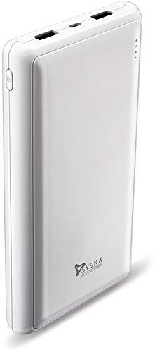 Syska 20000 MAh Power Bank (White, Power Pro 200)