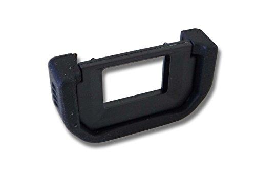 vhbw Augenmuschel-Sucher schwarz für Kamera Canon EOS Kiss X80, Kiss X90