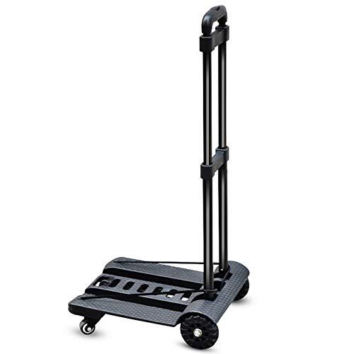 Vorderrad ist eine zweirädrige 360-Grad-Lenkung. Reisende und Studenten sind bequem zu bedienen. Der Gepäckwagen verwendet einen Faltwagen ()