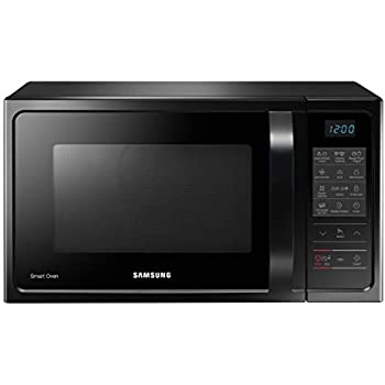 Samsung 28 L Convection Microwave Oven Mc28h5025vb Tl