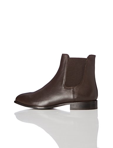 find. Damen Chelsea Boots, Braun (Chocolate), 40 EU
