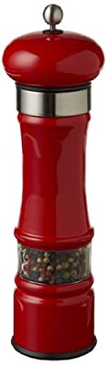 William Bounds 9.5-inch Hm Proview Pepper Mill, Red from Bounds