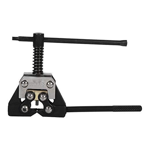 Kettennieter Kettenspalter Splitter Kettennietdrücker Kettenglied entfernen Kettenschneider Breaker Tool420-530 Pitch Nietwerkzeuge ATV Motorrad.