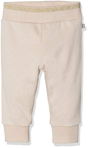 Petit Bateau Baby-Mädchen Pantalon Maille_4435502 Hose, Mehrfarbig (Joli/Dore 02), 98 (Herstellergröße: 36M/95cm) - Petite Hose Hosen