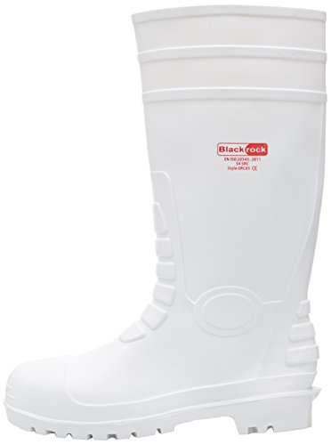 Blackrock Src05, Chaussures de sécurité Adulte Mixte -  - Blanc (White) - 39 EU Blanc (White)