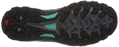 Salomon Discovery GTX Women's Botte De Marche - SS15 blue