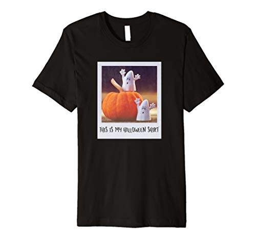Preisvergleich Produktbild This Is My Halloween Shirt,  funny Kostüm Sofortbildkamera