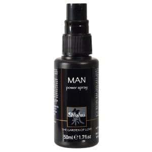 HOT Shiatsu Spray exhausteur d'érection pour homme