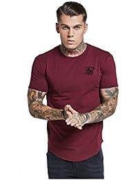 Sik Silk Camiseta Short Sleeve Gym tee