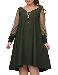 b43fe5e02a7bd0 Suchergebnis auf Amazon.de für  patchwork kleid - Damen  Bekleidung