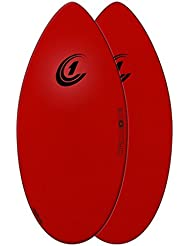 Circle One EPS – Tabla de skimboard, Unisex, EPS, rojo, 39-Inch