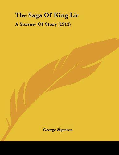 The Saga of King Lir: A Sorrow of Story (1913)