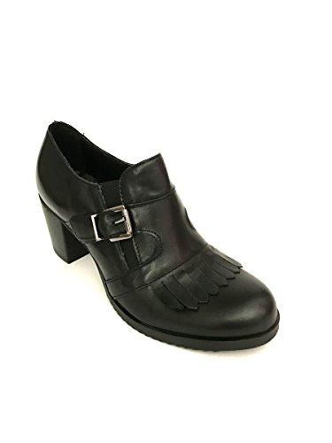 Mocassins Wpyxfqz Zeta Femme Noir Shoes Pour gZH1x