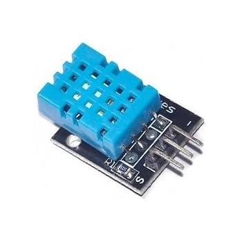 DHT-11 Modulo sensore di umidità e temperatura arduino raspberry shield sensor