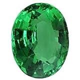 #8: Panna Stone Original 6.25 Ratti Cultured Certified Loose Precious Emerald Gemstone