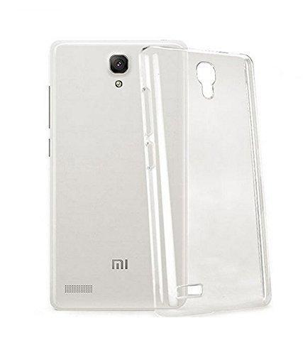 JM Transparent Soft Ultra Slim Back Cover Case Xiaomi Redmi Note Prime