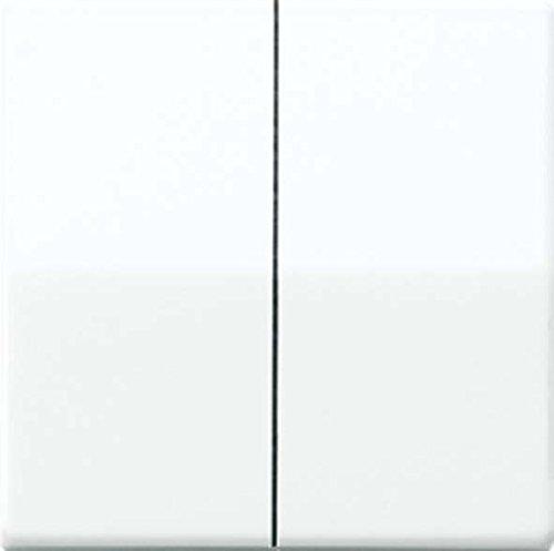 Jung ABAS 591-5 Wippe für Serienschalter und Doppeltaster Serie AS antibakteriell weiß, -