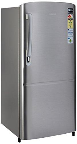 Samsung 192 L 3 Star Direct Cool Single Door Refrigerator (RR20M172ZS8/RR20M272ZS8 , Elegant Inox, Inverter Compressor)