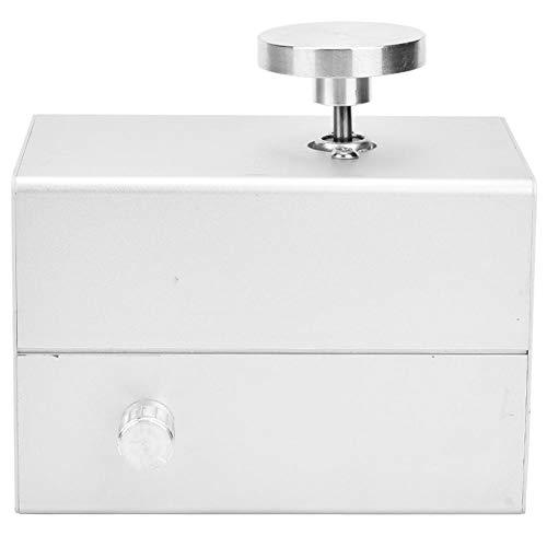 Caredy Mini tornio, Macchina per Ceramica, 2500 Giri/min. Stampo per ceramiche Argento Strumento per Modellare Ruote per ceramiche elettriche(EU Plug 220V)